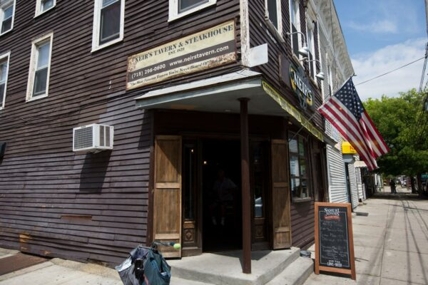 Neir's Tavern has served drinks under multiple names, including the Blue Pump Room and Old Abbey, according to the bar's website. PHOTO: CLAUDIO PAPAPIETRO FOR THE WALL STREET JOURNAL